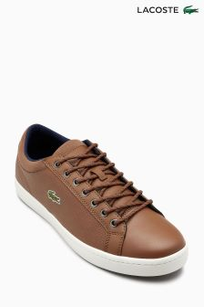 Lacoste® Tan Brown Straightset 317