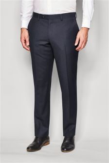 Signature Stripe Tailored Fit Suit: Trousers