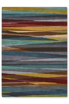 Multi Stripe Rug