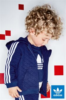 adidas Originals Navy Infant Trefoil T-Shirt