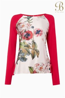 B By Baker Opulent Bloom Pyjama Top