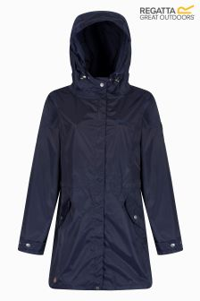 Regatta Navy Waterproof Jacket