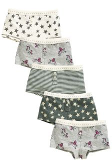 Unicorn Boxers Five Pack (3-16yrs)