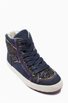 Wings Hi Tops (Older Girls)