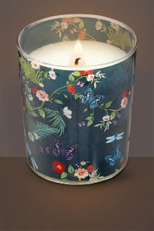 Dark Orchid and Patchouli Candle