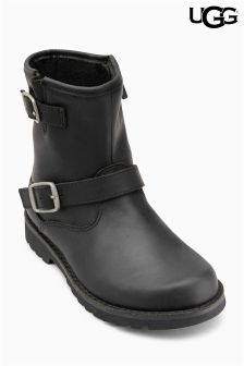 Ugg® Black Harwell Boots
