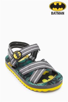 Batman® Flip Flops (Younger Boys)