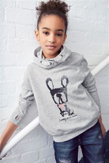 Dog Hoody (3-16yrs)