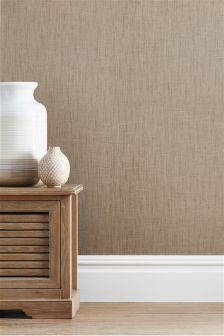 Luxury Linen Texture Wallpaper