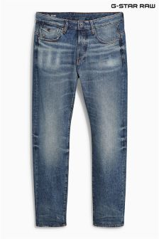 G-Star Riban Mid Wash Tapered Fit Jean