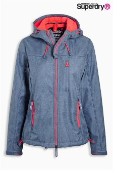 Superdry Grey Hooded Windtrekker