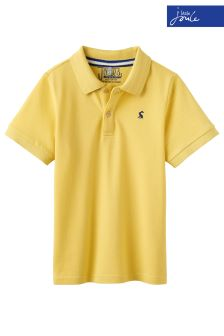 Joules Pale Lemon Woody Polo