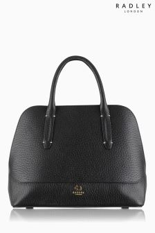 Radley® Black Kennington Domed Multiway Bag