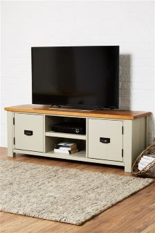 Kendall Painted Wide TV Stand