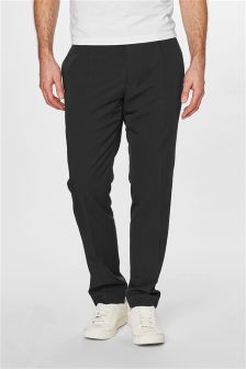 Slim Tapered Suit: Trousers