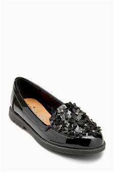 Flower Loafers (Older Girls)
