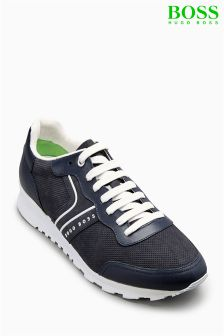 Hugo Boss Logo Runner