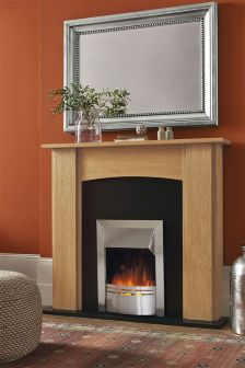 Malvern Suite  Surround With Dakota Engine By Dimplex