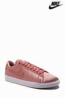 Nike Satin Blazer