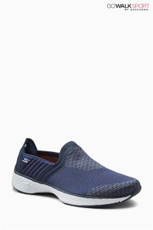 Skechers® Navy Go Walk Sport Supreme