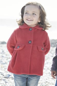 Fleece Jacket (3mths-6yrs)
