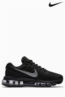 Nike Black/White Air Max 2017
