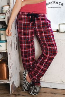 Fat Face Mini Star Jacquard Pyjama Pant