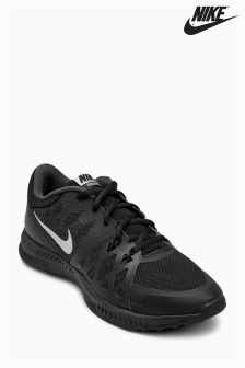 Nike Gym Black/Silver Air Epic Speed TR II