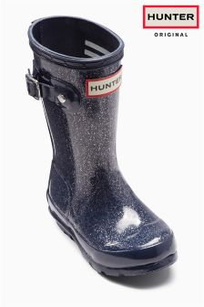 Hunter Original Glitter Wellington Boot
