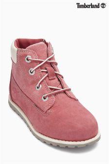 """Timberland® Pink Pokey Pine 6"""" Boot"""