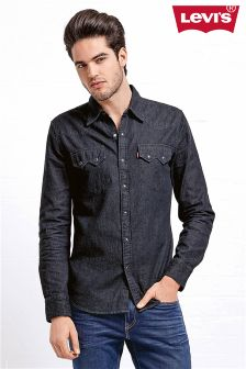 Levi's® Denim Sawtooth Western Shirt