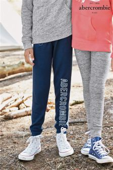 Abercrombie & Fitch Navy Jogger