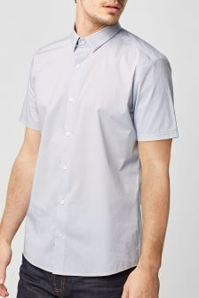 Short Sleeve Stretch Shirt