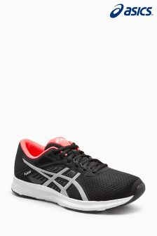 Asics Black/Grey Fuzor