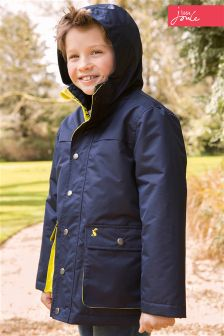 Little Joule Navy Playground Jacket