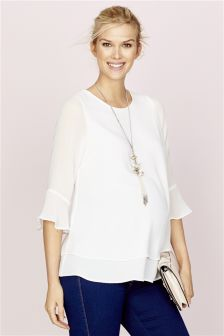 Maternity Layer Blouse