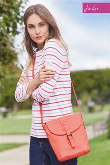 Joules Harbour Pink Stripe Top