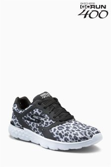 Skechers® Leopard Print Go Run 400