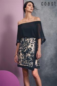 Coast Silver Damika A-Line Skirt