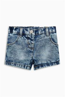 Snow Wash Shorts (3mths-6yrs)