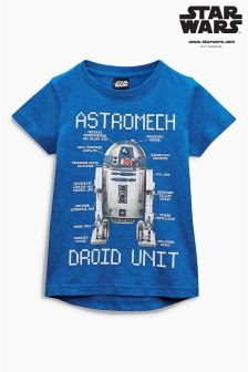 Star Wars™ R2D2 T-Shirt (3-14yrs)
