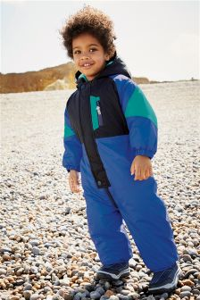Technical Snowsuit (3mths-6yrs)