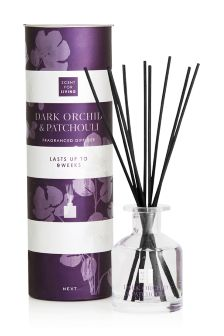 Dark Orchid And Patchouli 100ml Diffuser