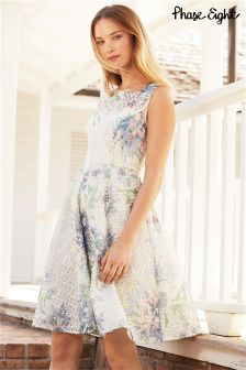 Multi Phase Eight Isadora Floral Dress
