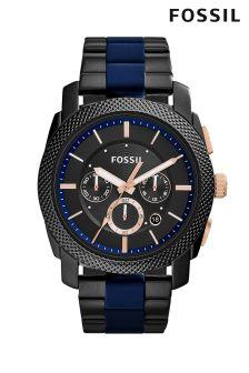 Gunmetal Fossil™ Machine Watch