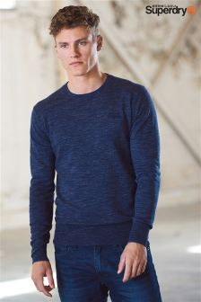Superdry Crew Neck Knit Jumper