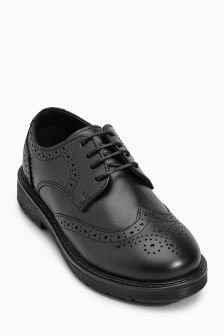 Chunky Brogues (Older Boys)