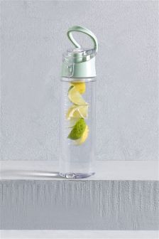 Pastel Infuser Water Bottle