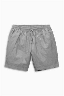 Woven Dobby Shorts