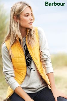 Barbour® Yellow Current Gilet
